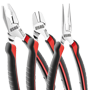 Pliers and cutting nippers