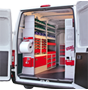 Furniture for commercial vehicles